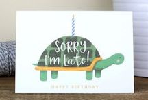 Hutch & Willow / Illustrated greetings cards and paper goods from North Yorkshire based design brand, Hutch & Willow.