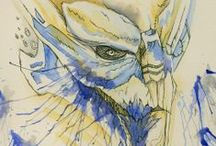 Mass EFFECT / [Every repin & all artwork belong to their respective owner(s).]