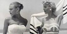 Vintage 20's '30's 40's fashion,pin-up & more / Vintage fashion, photos