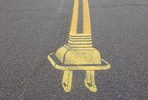 stoned streetart / streetart