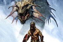 Myth and magic / General cool fantasy stuff