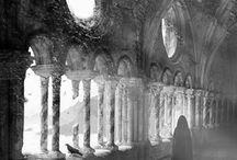 Fantasy / horror interiors