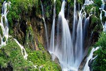 Lakes / rivers / waterfalls