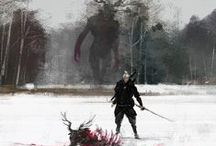 The Witcher series / [Every repin & all artwork belong to their respective owner(s).]