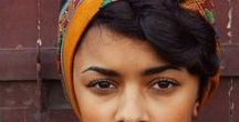 Hairstyle & turban / Women's Fashion,hairstyle