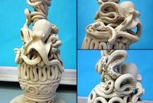 Ceramics - coil pots