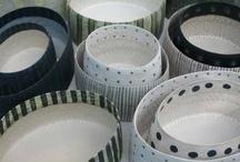 Ceramics - bowls and platters