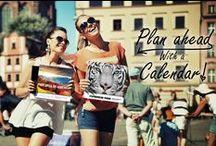 Plan Ahead With Calendars