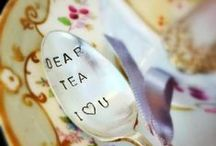 For the LOVE of TEA! / I love tea, teapots, tea gadgets, tea stains, tea shoppes, countries that love tea, people that love tea, TEA! / by Kim McDaniels & Co.