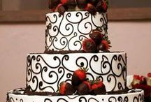 CAKES ~ Formal / Here you will find every size, shape, and color of  cake for that special day.