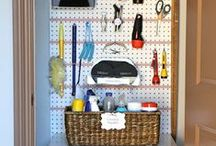 organizacion, cleaning and other good ideas for the house