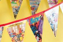 Superhero party