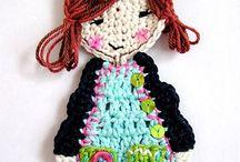 Crochet patterns / by Shirley Wooding