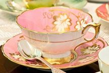 Tea time / by Three Fours Design
