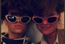 Wooden sunglasses / Okulary z drewnianymi oprawkami !