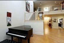 Les planchers et de la musique/ Hardwood floors and music / INSPIRATION