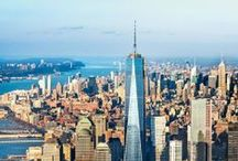 New York or Bust / My most favorite place in the world... NYC <3
