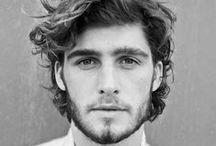 Men: Medium cuts / Inspiration for men's medium-length haircuts