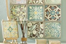 Wall decor / by Three Fours Design