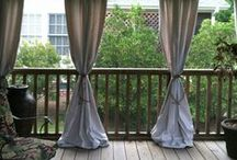 The Great Outdoors / Outdoor improvements and decorating.