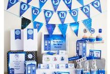 DR Who / Dr Who party ideas