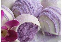 Lavender & Food / Anyukámnak... ♥