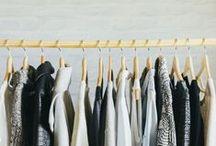 PROPRE wardrobes / by PROPRE