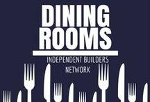 Dining Rooms / http://independentbuilders.com.au/
