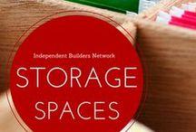 Storage Spaces / http://independentbuilders.com.au/