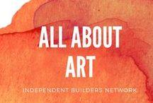 All about ART / http://independentbuilders.com.au/