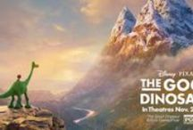 "The Good Dinosaur / Explore Wind River Country like Arlo and Spot.  DisneyPixar's ""The Good Dinosaur""  was largely inspired by the landscape of Wyoming.  Explore cliffs, honeycomb buttes and an ancient ocean floor."