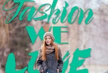 Fashion We Love / Inspiring other on fashion we love! Check out these inspiring and fun styles!