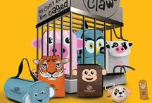 Paws N Claws / Our PNC collection features many of our fun and lovable characters for any occasions in many styles.