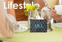 Lifestyle / These great lifestyles products come with style.