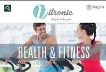 Health and Fitness / Great Promotional products for the Health and Fitness Industry!