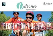 Recreation and Hospitality / Great promotional products for the Recreation and Hospitality Industries!
