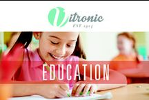 Education / Promotional items for the Education Industry.