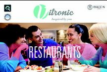 Restaurant / Great Promotional Products for the Restaurant Industry