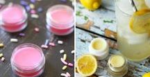 DIY Scrubs, creams, shampoos and so much more :-) / Natural DIY beauty products