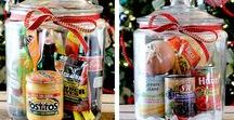 Gifting the Gift Basket / Git Basket Ideas | Ideas for Gift Basket | Gift Basket | DIY Gift Basket |