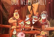 Gravity Falls / [WARNING]  There may be here: nudity, sex, violence, etc. (sorry for bad English)