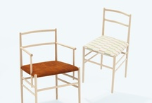 toneriko / 野球のバッドを作る材料であるアオダモから、軽くて粘りのあるアオダモと、日本の伝統的な組み手技術によって1.6~1.8kgという超軽量でありながら、フレームの細い丈夫な椅子を実現しています。