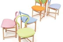 eco / 日本デザイン界のトップ・デザイナーの一人、川上元美氏によるデザインの椅子です。