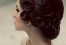 Vintage Hairstyles / by dipsy doodle
