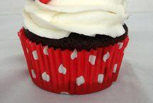 Cupcakes / by StarbucksBarbie