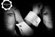 Have fun and wear our knot cuff-links! - Divertiti e indossa i nostri gemelli knot! / Cuff-links with white platinum plated Sterling silver Time machine and ancient knot made with hand knotted red sailing cord. - Gemelli realizzati con elemento Time Machine in argento 925 rodiato e bianco e antico nodo fatto a mano con cordoncino tecnico.
