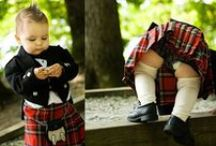 Kilts and  plaids / Family connections, (Abernathy) / by Connie McAdams