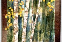 trees / by Willeke Goris Jeurissen