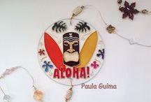 Paula Guima / Artista, artesã, arteira...