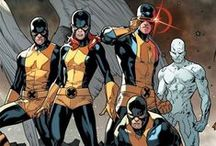 Marvel Comics Artwork / by Jerry McKinley